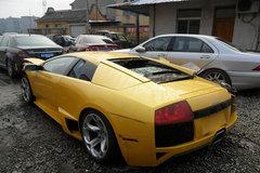 兰博基尼-超速酿车祸 修车费约400万