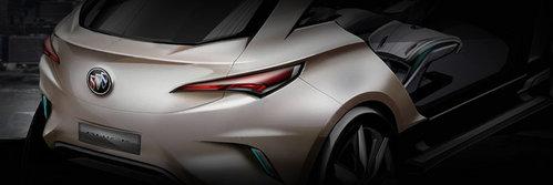 别克SUV定于4月18日首发
