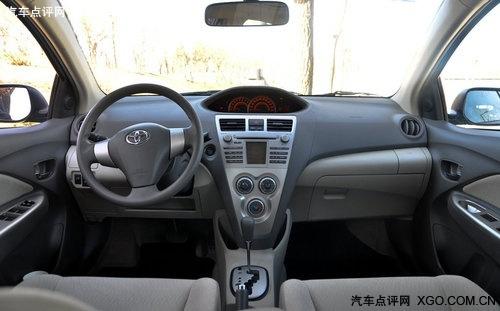 愉悦的每一天 试驾一汽丰田2010款威驰