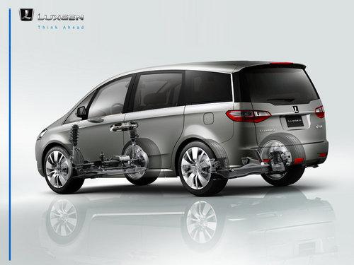 纳智捷SUV领衔 东风裕隆3款新车将首发