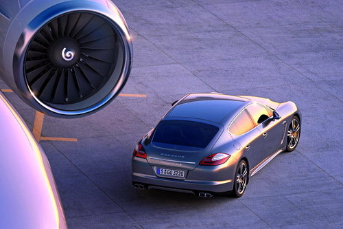 550马力 保时捷发布Panamera Turbo S