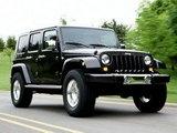 匹配V8发动机 Jeep有望推出牧马人SRT8