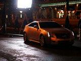 亮相上海车展 凯迪拉克CTS Coupe再曝光