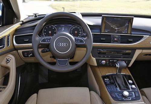 跨时代新气息 海外试驾全新一代奥迪A6