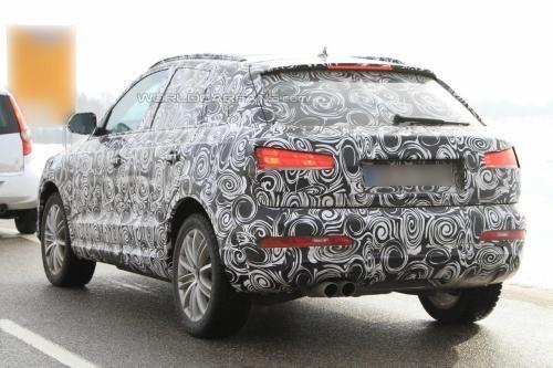 定位紧凑级SUV 奥迪Q3将于19日上海首发