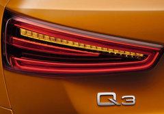上海车展全球首发 奥迪Q3官图正式发布