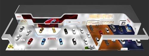 3款新车首发 奇瑞26款车亮相上海车展
