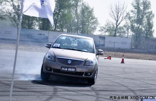试驾长安铃木2011款天语SX4/天语尚悦