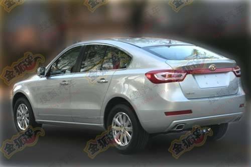 外形仿宝马X6 长城哈弗IF上海车展发布