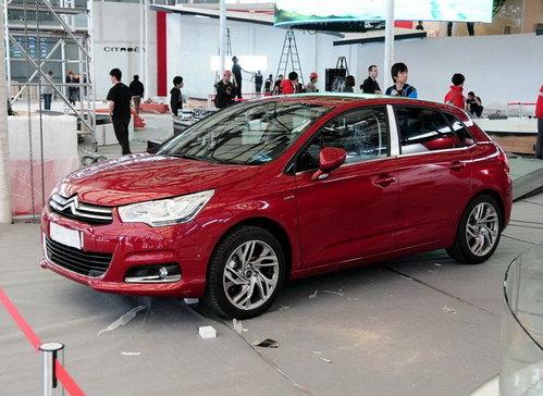上海车展探馆 雪铁龙新C4即将中国首发