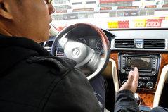 十足德国味儿 试驾上海大众全新帕萨特