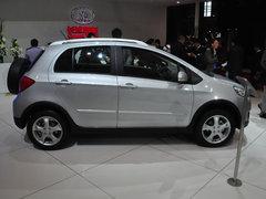2011上海车展 长城腾翼C20R正式发布!