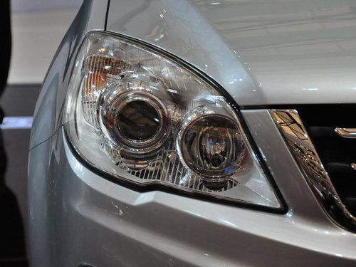 2011上海车展 哈弗H6量产车型正式发布