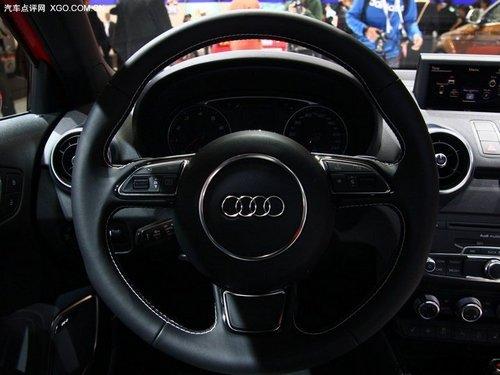 2011上海车展 奥迪A1国内首次发布亮相
