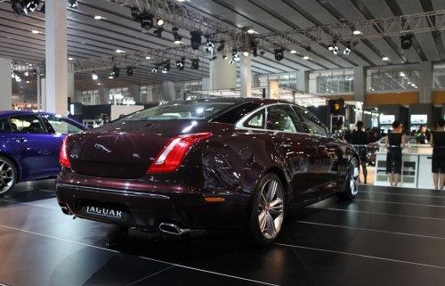 售96.8万 捷豹新XJ全景商务版全球首发