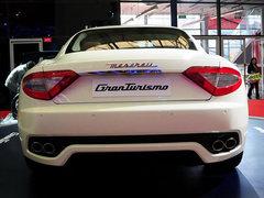 2011上海车展 玛莎拉蒂GT赛道版发布