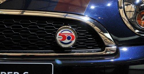2011上海车展 MINI多款新车首发亮相!