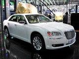 2011上海车展 克莱斯勒两款新车发布