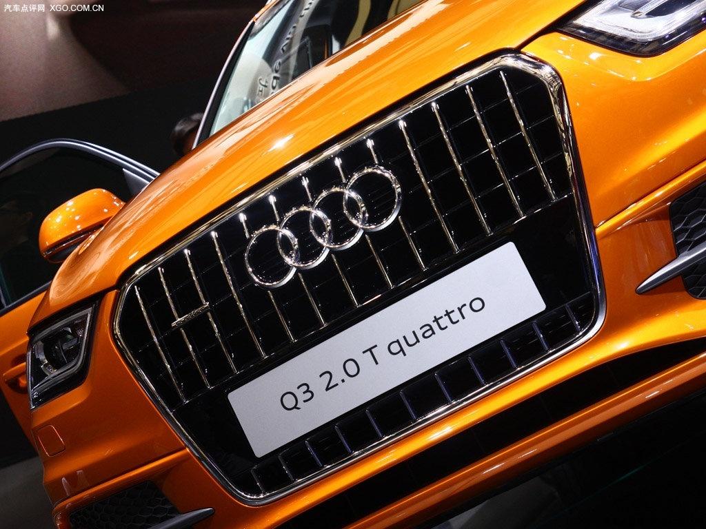 奥迪q3高清图片