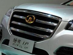 2011上海车展 长城哈弗IF亮相本届车展