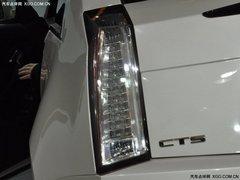 售价56.8万 凯迪拉克CTS Coupe正式上市