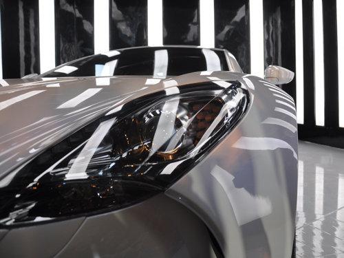 2011上海车展 阿斯顿马丁One77中国首发