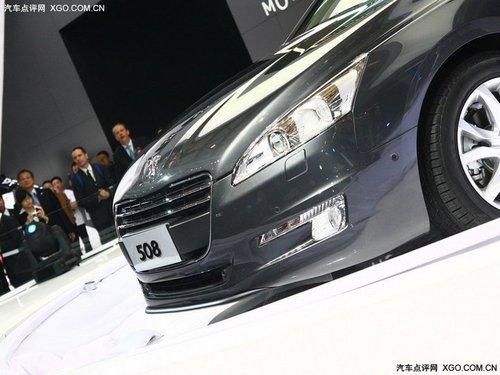 新一代中型车对决 东风标致508对帕萨特