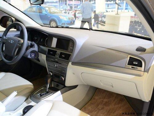 2011上海车展 奇瑞新东方之子正式发布