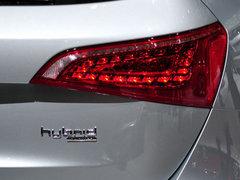 2011上海车展 奥迪Q5 hybrid车展首发