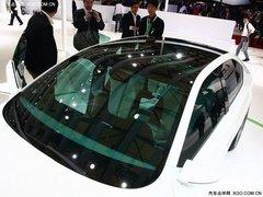 2011上海车展 明锐Green E Line首发