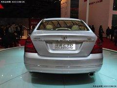 2011上海车展 长城腾翼C70本届车展亮相