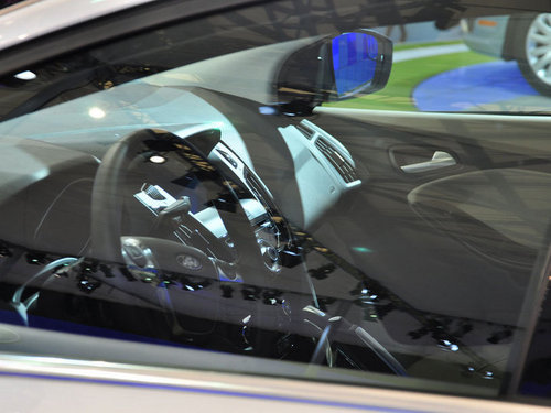 2011上海车展 福特携三款概念车首发