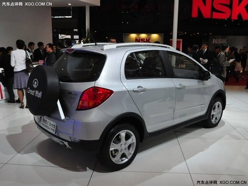 上海车展自主新车一览
