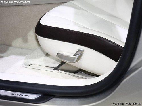 更加环保 奥迪A3 E-tron上海车展首亮相