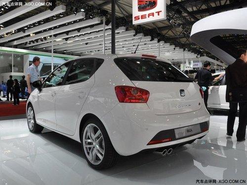 小型车市场另类元素 西亚特ibiza对POLO