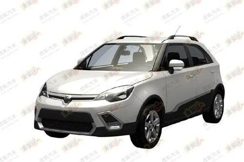 预计6月底开始销售 MG3 XROSS版消息