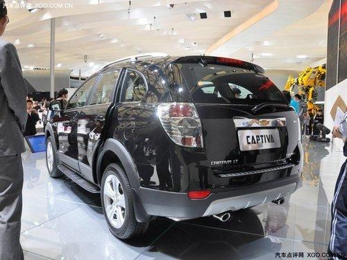 预计6月上市  新款科帕奇推出2.4L动力