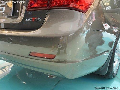 2011上海车展 比亚迪G6亮相上海车展
