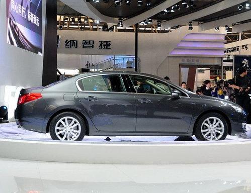 全新中型车 东风标致508预计9月上市