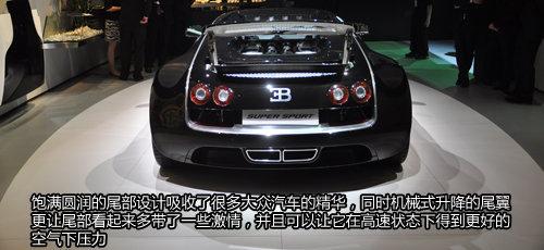 马路上见不到 上海车展5款首次来华超跑