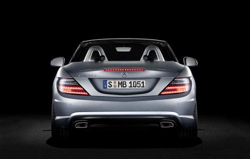 售约36.3万起 奔驰新SLK 350售价公布