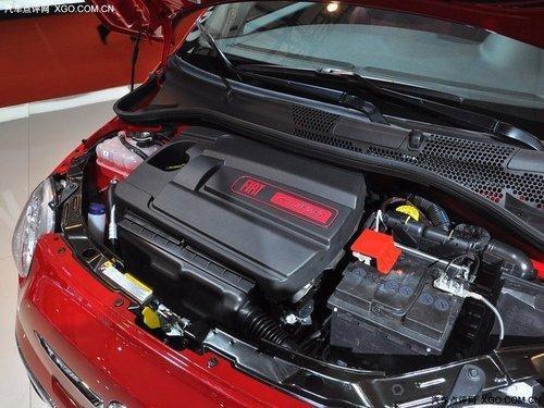 最快7/8月上市 菲亚特500两款车型配AMT