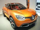 紧凑SUV定位 雷诺Captur预计2013年量产