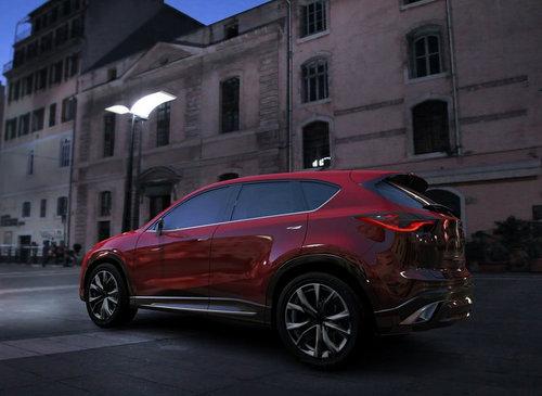 9月量产发布 马自达CX-5将于明年上市