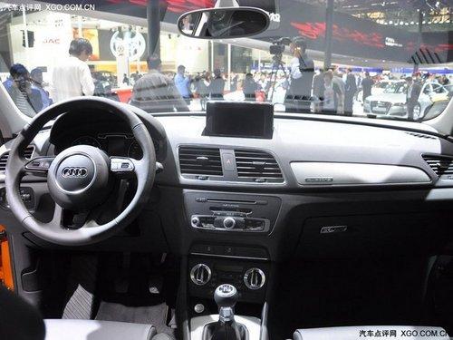 奥迪Q3/自由客 10款即将上市新SUV盘点