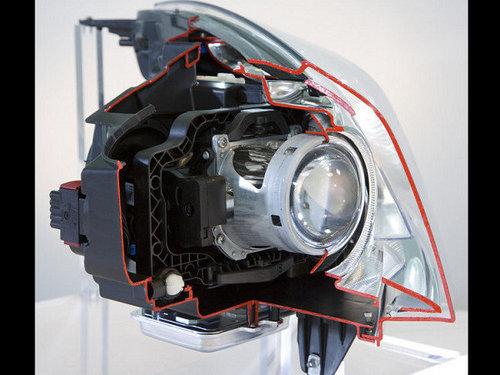 夜间行车更安全 AFS自适应照明技术解读