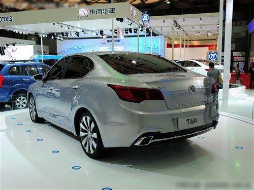 预计明年下线 北汽T60将搭载增压发动机