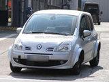与Clio同平台 雷诺新一代Modus路试照