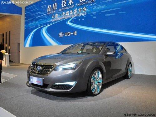 B30/B90/SUV 一汽奔腾将推出三款新车