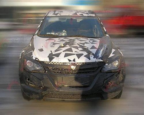 有望2012年上市 莲花未来将推SUV/L6/L7